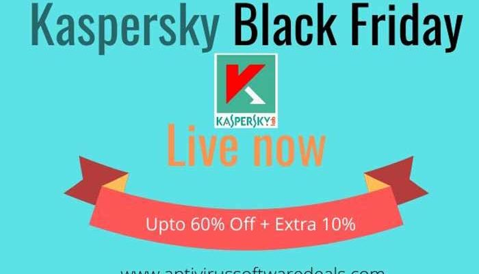News : Kaspersky Black Friday Live Now