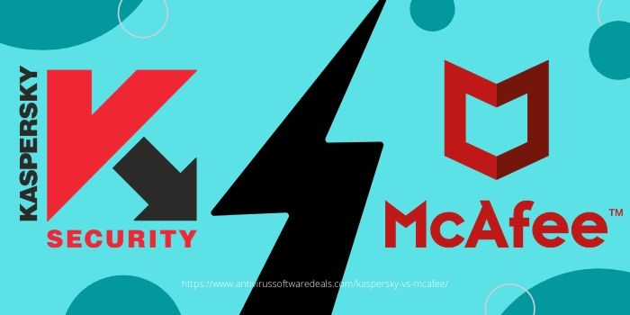 Kaspersky VS McAfee | Which is Better Antivirus Software?