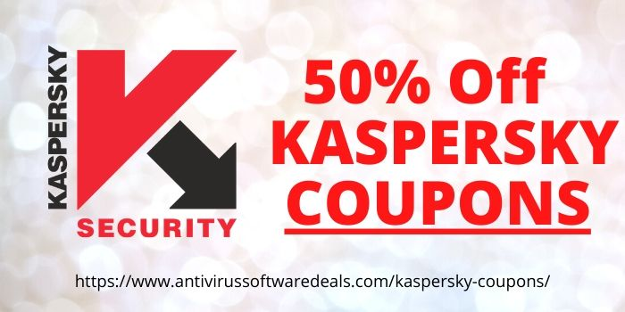 50% Off Kaspersky Coupons & Promo Code 2020