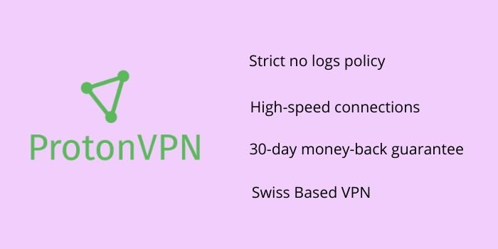 Proton vpn best offers and discounts