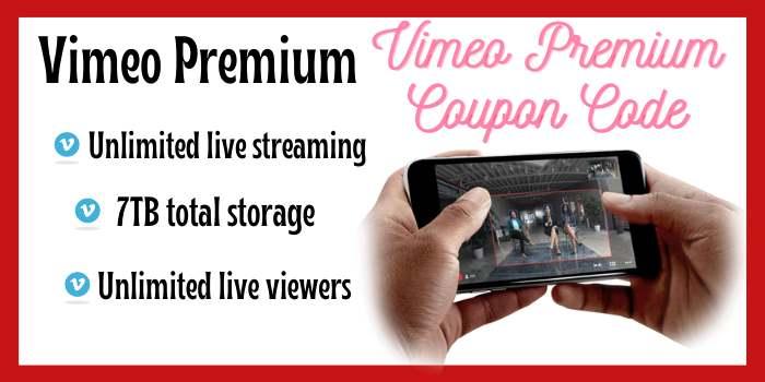Vimeo Premium Promo Code