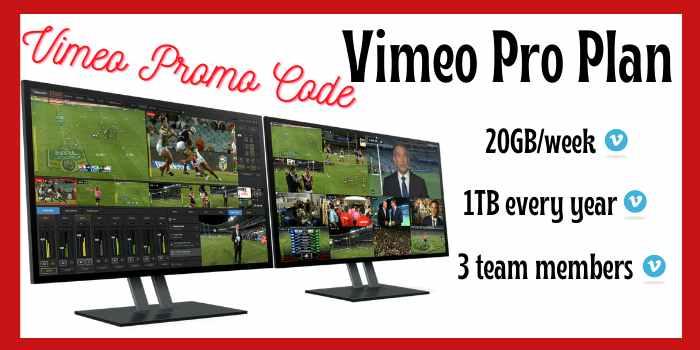 Vimeo Pro Coupon
