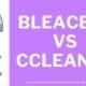 BLEACBIT or CCLEANER