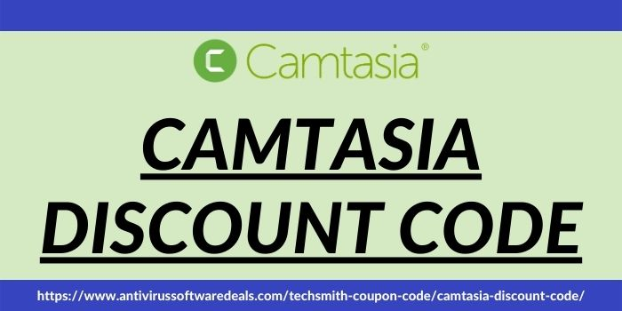 Camtasia Discount Code www.antivirussoftwaredeals.com