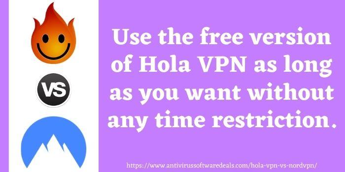 NordVPN vs Hola VPN www.antivirussotwaredeals.com