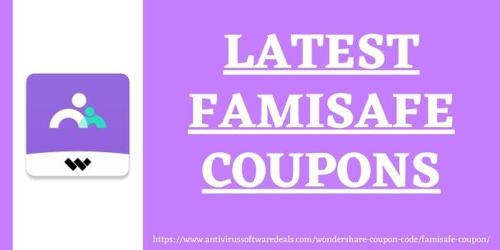 Famisafe Coupon antivirussoftwaredeals.com