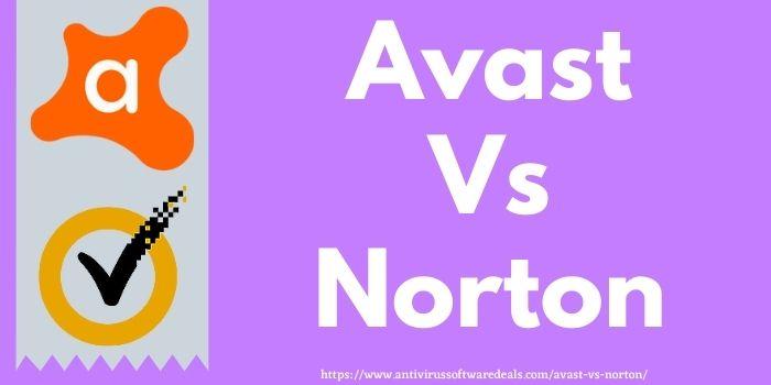 Avast vs Norton www.webtechcoupons.com