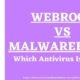 webroot vs malwarebytes