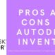 Pros and cons of Autodesk Inventor application