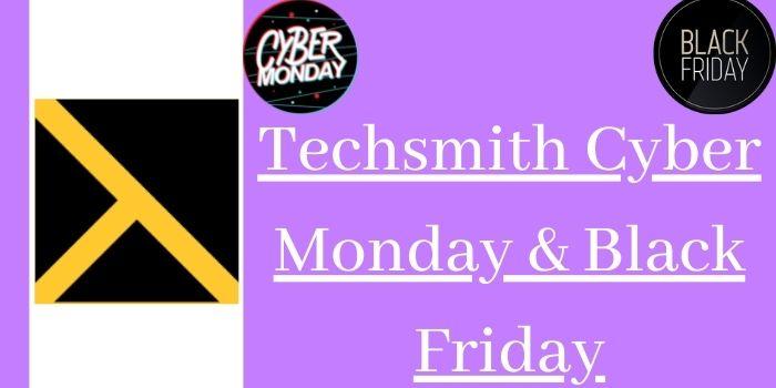 Techsmith Black Friday & Cyber Monday