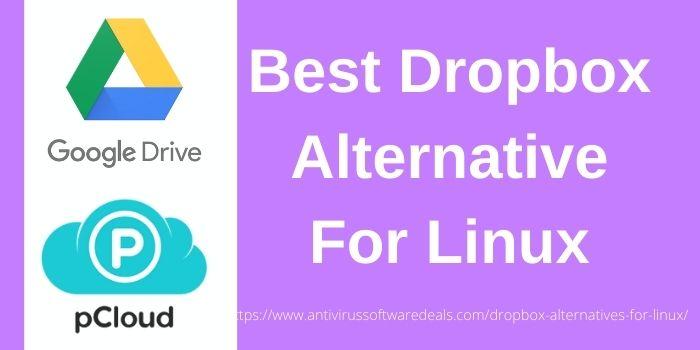best dropbox alternative for Linux