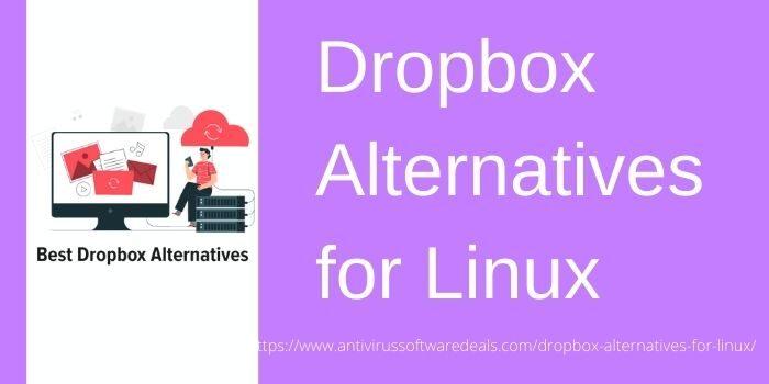 dropbox alternative for Linux
